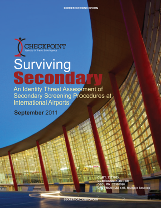 The CIA Explains How to Avoid a Secondary Search in Airports