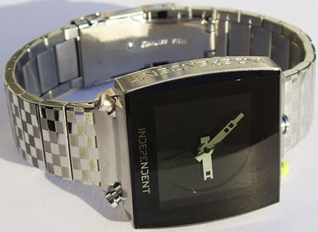 Citizen ITX21-5014 Watch Looks as Futuristic as It Sounds
