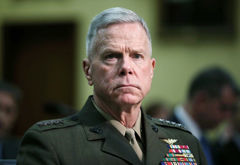Marine Corps Commandant Got So Mad at Newspaper, He Tried to Ban It