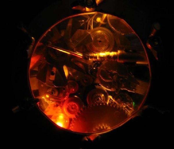 Steampunk PC Gives us a Warm Glow Inside