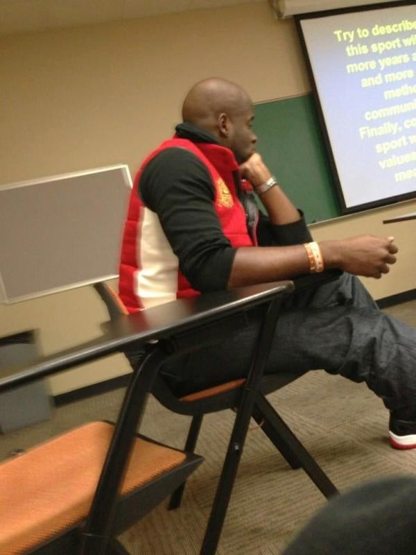 Vince Young Is Just Another Bored College Student Again