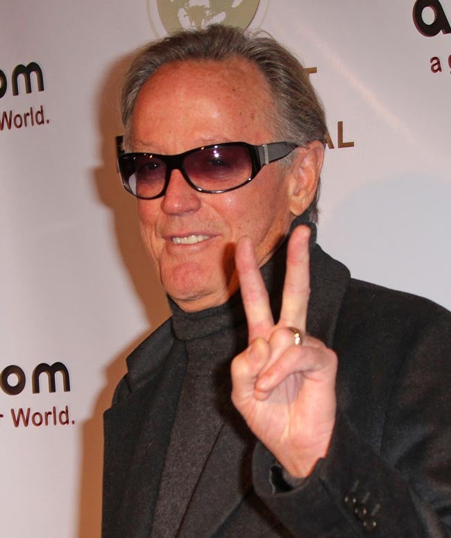 Peter Fonda Finds Dead Body
