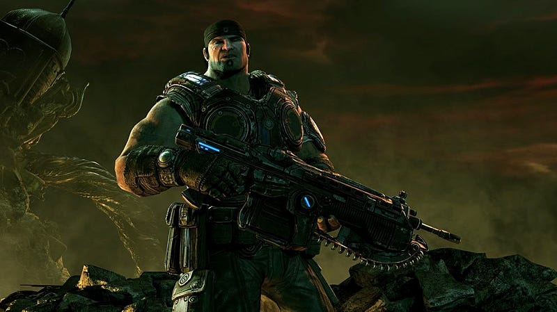The Gears of War Film Adaptation May Not Be Entirely Doomed After All, Unless It Is