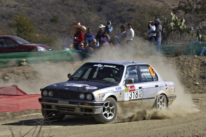 I Co-Drove The $500 Craigslist Rally Car