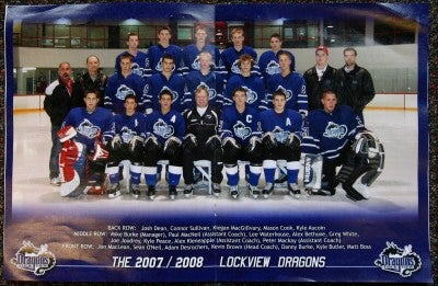 The Lockview Dragons Have Some Meat Between Their Buns