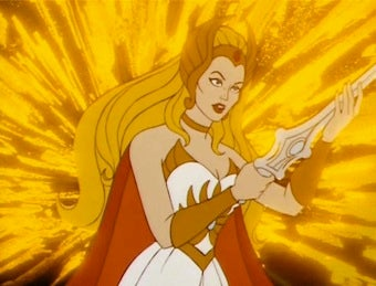 It's She-Ra's 25th Birthday