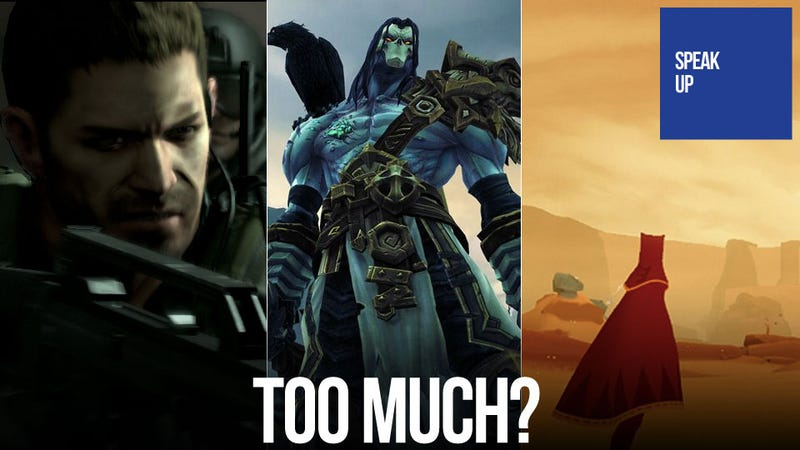 Are There Too Many Good Games Coming Out This Year?