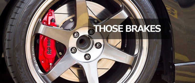 Thoughts on Big Brake Kits