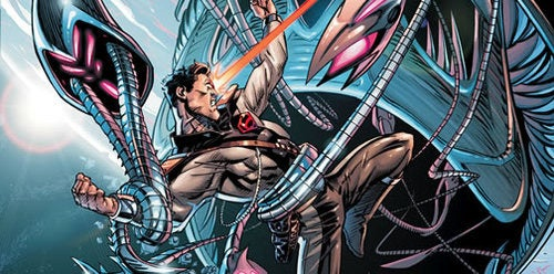 Hannibal, Stripper Choruses And Superheroes Invade This Week's Comics