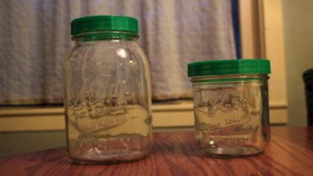 Make Canning Jar Lids and Accessories with a 3D Printer