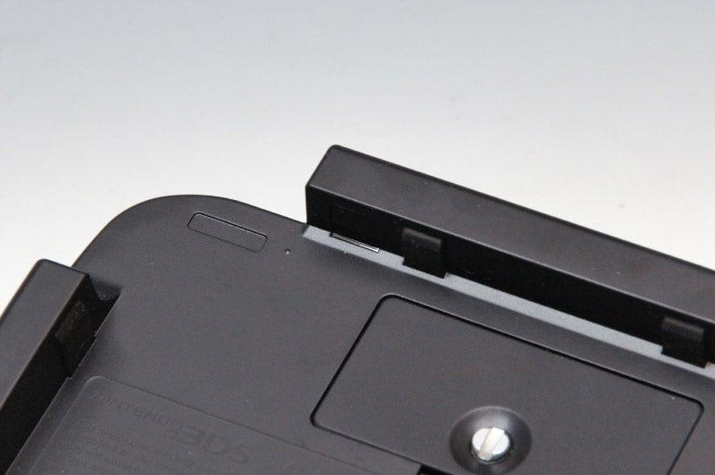 Manhandling the 3DS Add-on Slide Pad Doohickey