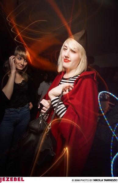 Agyness Deyn DJ'd And Everybody Danced