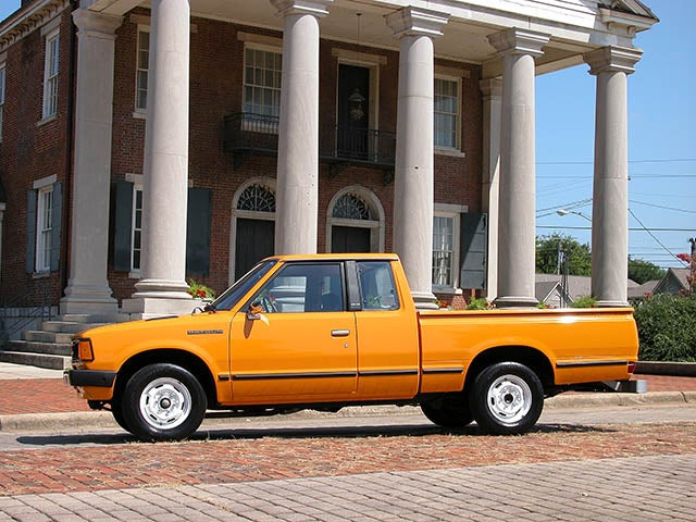 Would You Buy A Real Compact Pickup Truck?