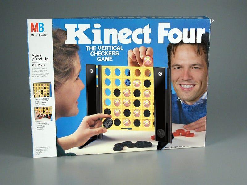 Kotaku 'Shop Contest: Somewhere A Place For Kinect: The Winners!