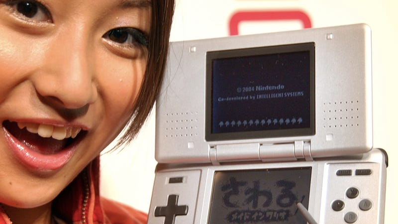 Did You Like the Original Nintendo DS Design?