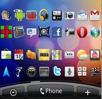 Multicon Packs More Icons onto Android's Home Screen