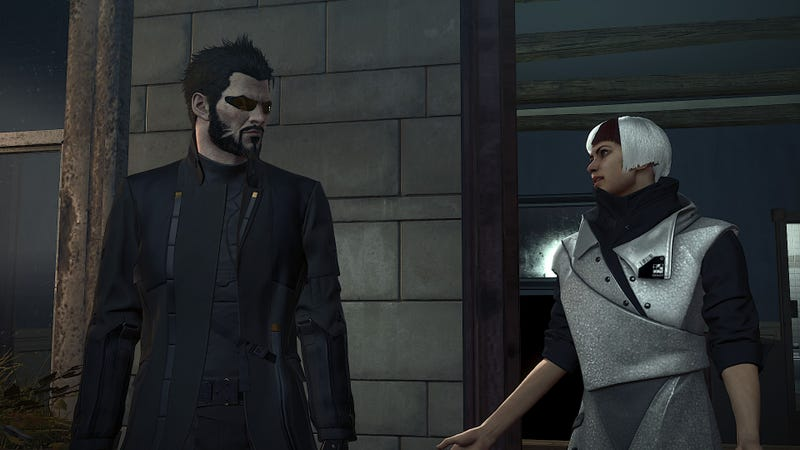 Mankind Divided's System RiftDLC Is Surprisingly Full Of Character