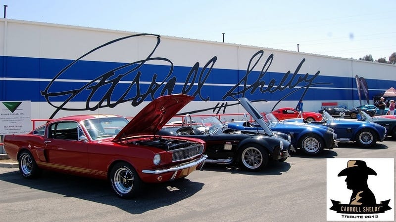 The First Annual Carroll Shelby Tribute and Car Show; Gardena, CA