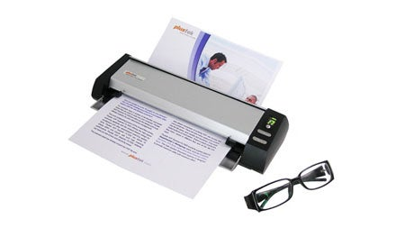 Plustek D28 Office Scanner: Small, Fast, Comes with Free Spectacles