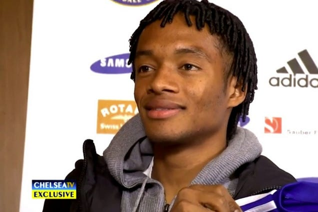 Juan Cuadrado still wants to play for Manchester United