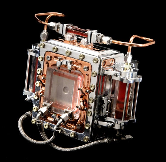 A Camera Made of Blood and Copper