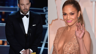 Ben Affleck Whispered Something to Jennifer Lopez...But What?