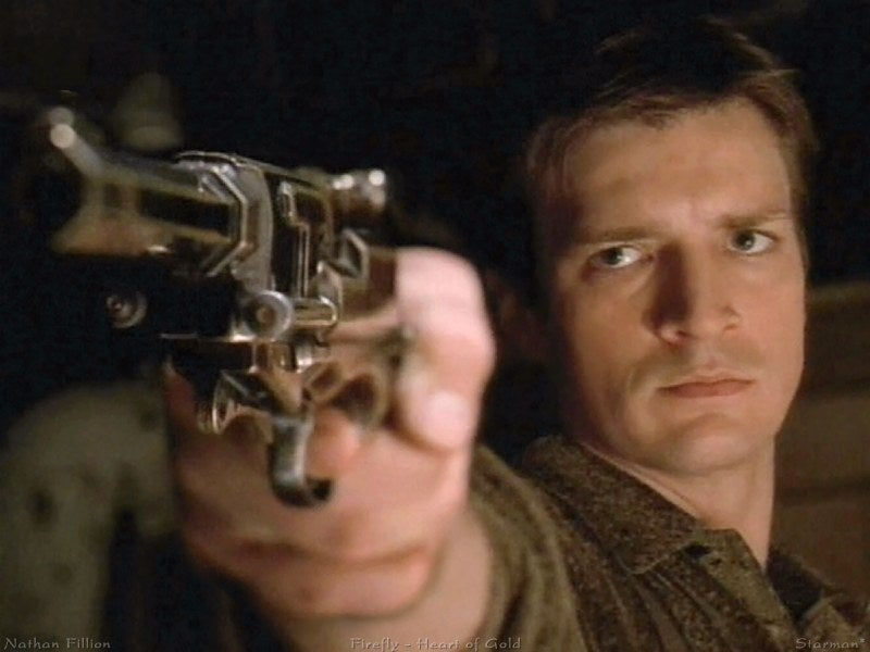 What Firefly teaches us about contract law