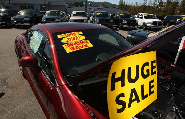 Five Ways To Get Screwed By Cash For Clunkers