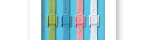 Wii Gets Fancy New Coloured Straps