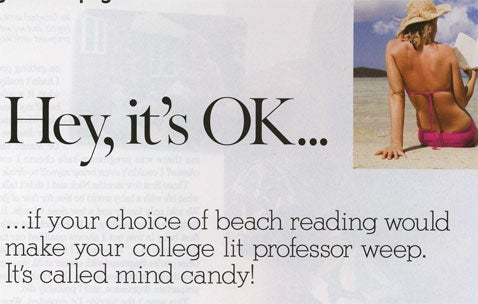 Don't Feel Guilty! 'Glamour' Thinks Reading 'Glamour' Is Okay!