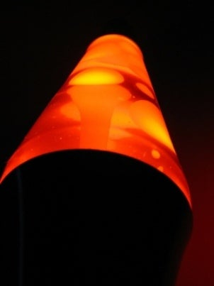 The psychedelic physics behind the lava lamp's hypnotic goo