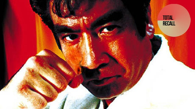 Segata Sanshiro, the Greatest Video Game Ad Man Of Them All