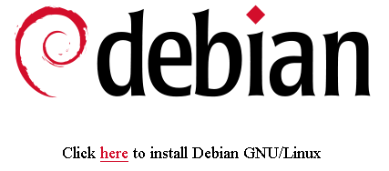 Test-drive Debian with easy Windows installer