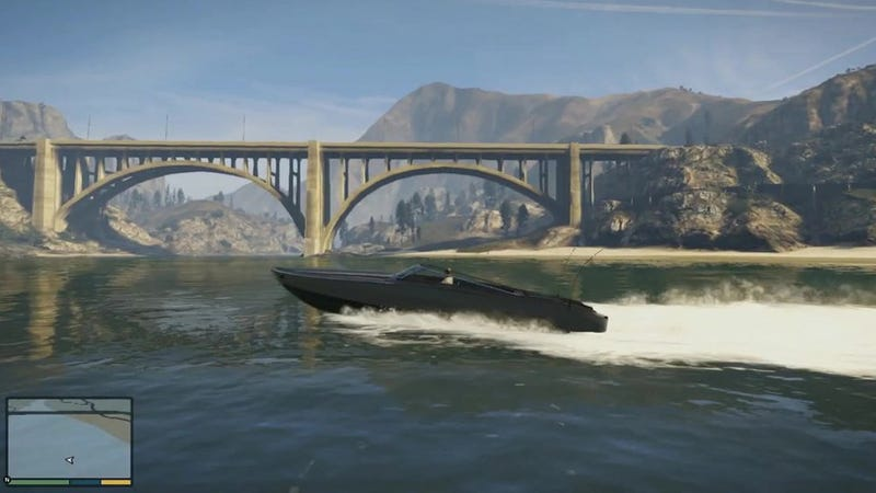 There's So Much Room For Activities In Grand Theft Auto V's Open World