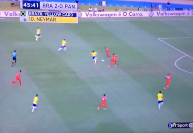 Hulk Scores After Stupid Good Neymar Backheel In World Cup Tune-Up