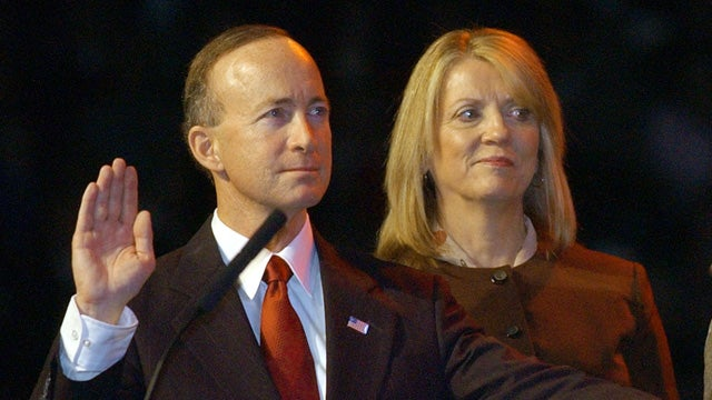 The Sleazy Political Games Surrounding Mitch Daniels' Marital History