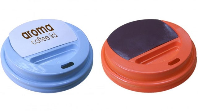 The Aroma Lid Makes Your Coffee Smell and Taste Great