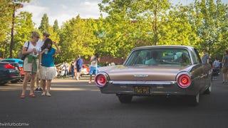Cars and Coffee Portland 8/23/14