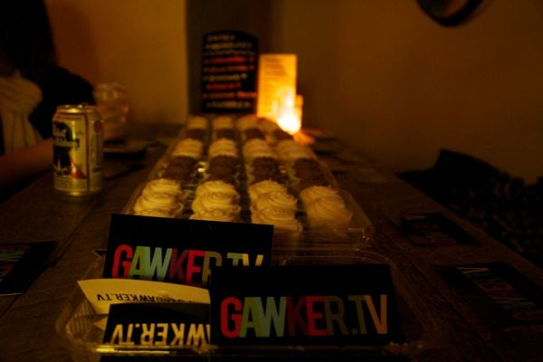 Photos From Last Night's Gawker.TV 1st Birthday Party