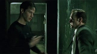 Keanu Reeves couldn't kick in <i>The Matrix--</i&g