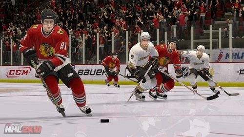NHL 2K's Absence from Take-Two Report May Mean Its End