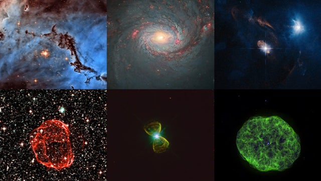 The Most Breathtaking Space Pictures You've Never Seen Before