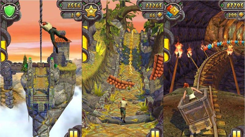 ¡Run! Temple Run 2 ya está disponible para Android