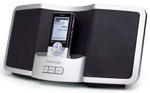 Delphi's Promiscuous Sound System Docks Most of Your XM Receivers