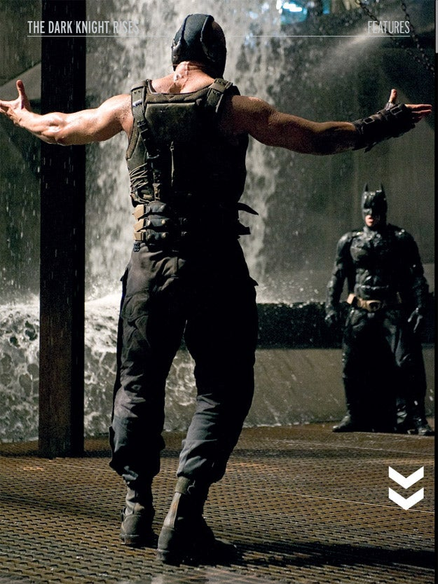 Dark Knight Rises Gallery