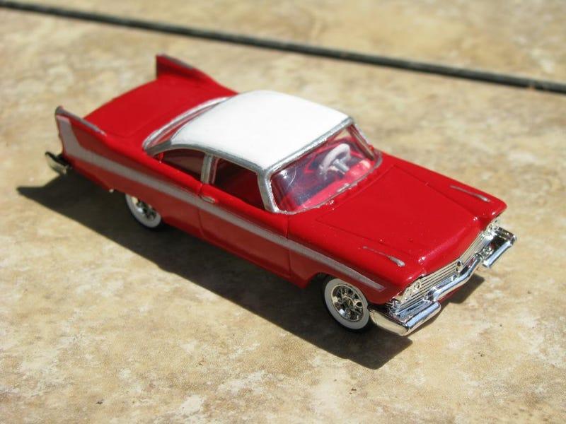 [CUSTOM] She's called Christine - Christine Custom 58 Plymouth Fury