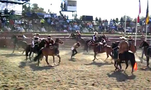 This Is What Happens When You Crash a Chilean Rodeo