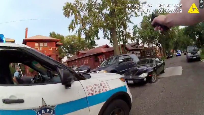 Chicago Releases Footage From Police Killing of 18-Year-Old Paul O'Neal