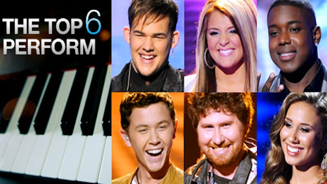 Live: American Idol's Top 6 Perform