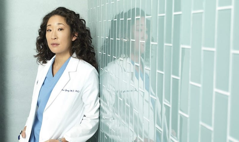Cristina Yang Saves The World, on Grey's Anatomy